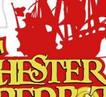 Chester Copperpot's Collectibles Sticker