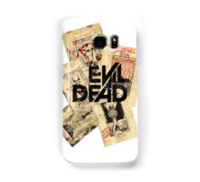 the evil dead ash vs the evil dead army of darkness  Samsung Galaxy Case/Skin