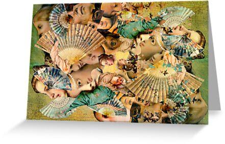 Raphael's Fan. by Andrew Nawroski