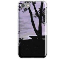 Claremont Silhouette iPhone Case/Skin