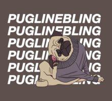 Pugline Bling by pugshop