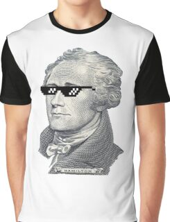 Alexander Hamilton Graphic T-Shirt