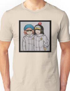 Shachi and Penguin Unisex T-Shirt