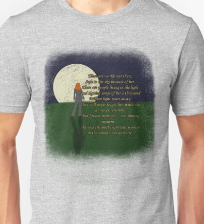 Doctor Who - Donna Noble Unisex T-Shirt