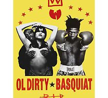 Ol Dirty Basquiat Tribute by deadstxle