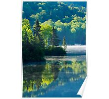 Mont Tremblant National Park-Canada Poster