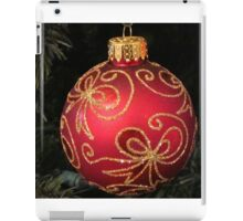 Christmas Series -C ^ iPad Case/Skin