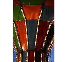 Carnival Ride 8 Photographic Print