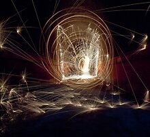 Tunnel Vision by Roddy Atkinson