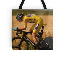 Christopher Froome Tote Bag