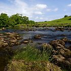 The River Wharfe by Kat Simmons