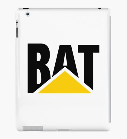 CAT Parody (BAT) iPad Case/Skin