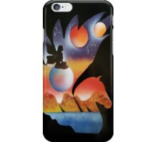 Day Dreamer Dark iPhone Case/Skin