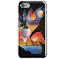 Day Dreamer Dark iPhone Case/Skin