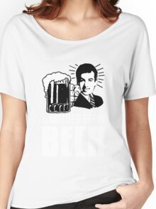 A Mother Effin' Beer Women's Relaxed Fit T-Shirt