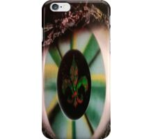 Eye of the Saints iPhone Case/Skin