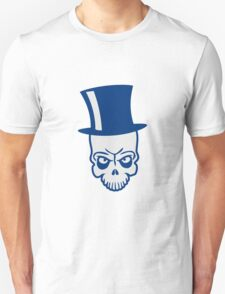 Top Hat Skull T-Shirt