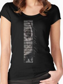 Amidst the Chaos Women's Fitted Scoop T-Shirt