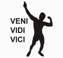 Zyzz - Veni Vidi Vici by Shreddedbrah