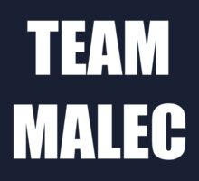 Team Malec Kids Clothes