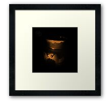 ©HS Chocolate Framed Print