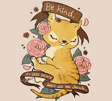 Be Kind Thylacine Unisex T-Shirt
