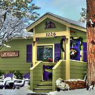 Christmas In The Snow by Diana Graves Photography