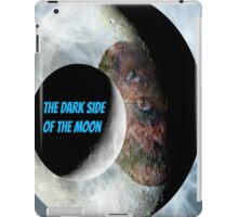 the dark side of the moon iPad Case/Skin