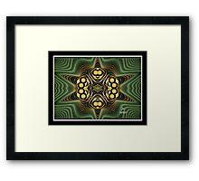 SIXTH STAR of PATHS Framed Print