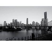 Story Bridge - Brisbane CBD Photographic Print