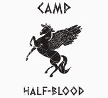 Camp Half-Blood (Distressed) Kids Clothes