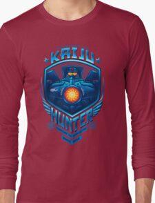 Kaiju Hunter Long Sleeve T-Shirt