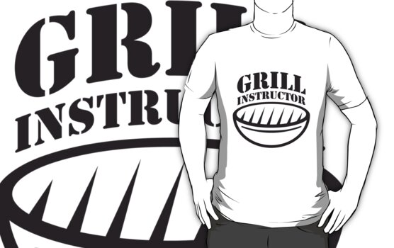 Grill Instructor Design by Style-O-Mat