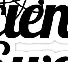Science Swag Sticker