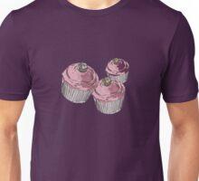 CupCake Delirium... Unisex T-Shirt