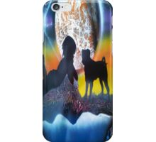 For the Love of a PUG iPhone Case/Skin