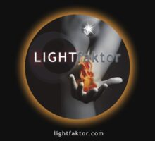 Light Faktor Brand T-shirts  by TopherAdam