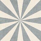 gray starburst by beverlylefevre