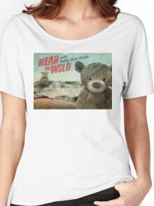 Teddy Bear Grylls Women's Relaxed Fit T-Shirt