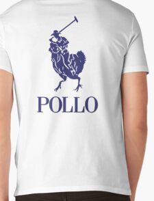 Pollo Mens V-Neck T-Shirt