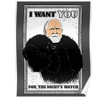 Defend the Realm: Join the Night's Watch Poster