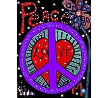 Peace in the Night Photographic Print