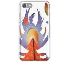 Phoenix Rising Light iPhone Case/Skin