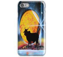 That's Bull iPhone Case/Skin