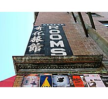 Keefer Rooms  Photographic Print