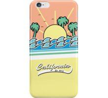 California Life iPhone Case/Skin