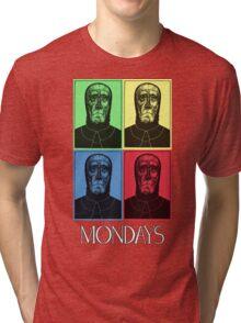 Mondays- In Color! Tri-blend T-Shirt