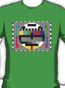 ABC TV Test Pattern T-Shirt