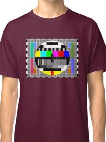 ABC TV Test Pattern Classic T-Shirt