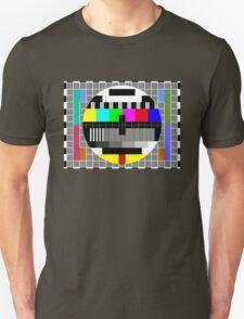 ABC TV Test Pattern Unisex T-Shirt